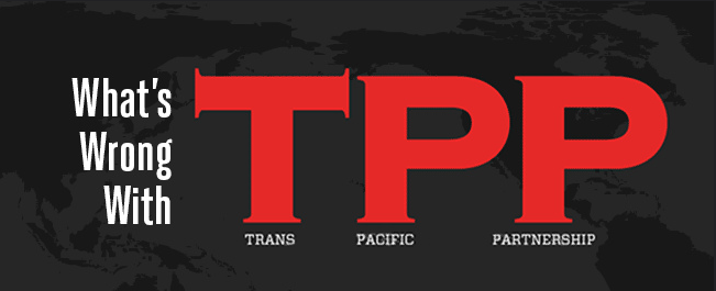 Withdraw from the Trade Agreements?